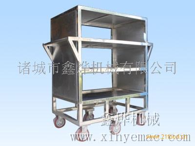 不锈钢周转车-食品机械商务网