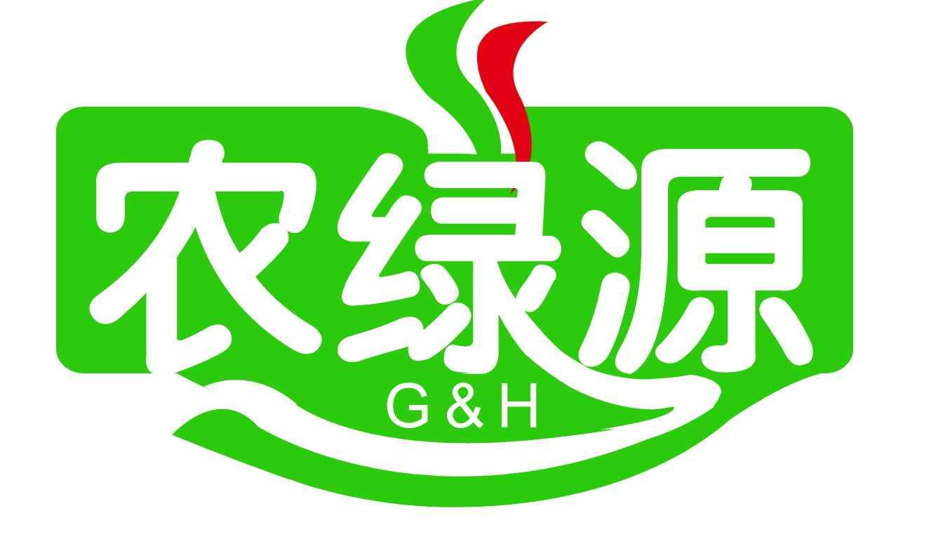 绿源环保标志矢量图