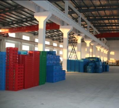塑料垃圾桶及模具加工的生产销售单位