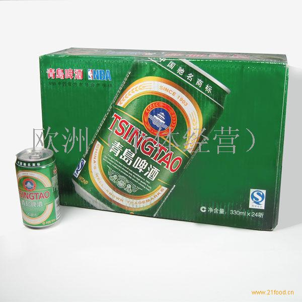 青岛啤酒 易拉罐