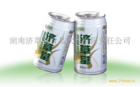 济草堂金银花饮白罐装招商_茶饮料-食品商务网