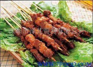 羊肉串,羊肉串,羊肉 辽宁 深圳市泽其贸易有限公司