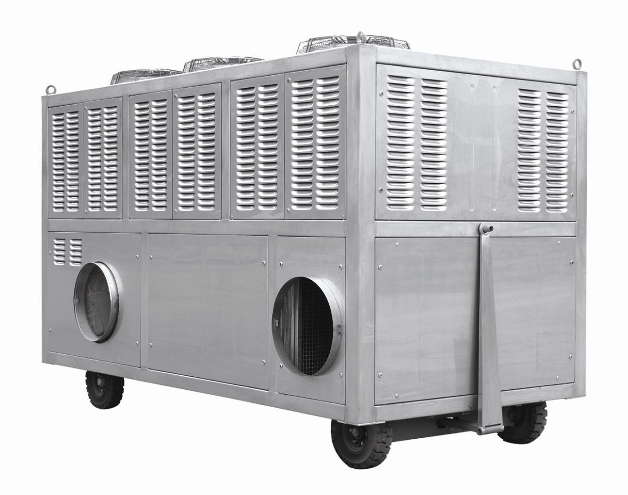 谷物冷却机