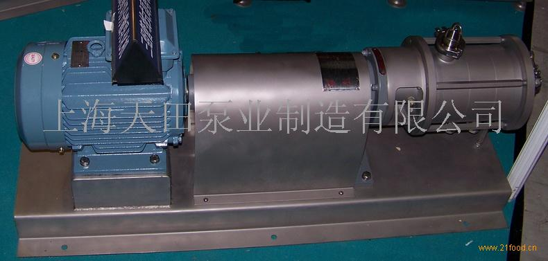 TRL3管线式超高剪切乳化均质泵