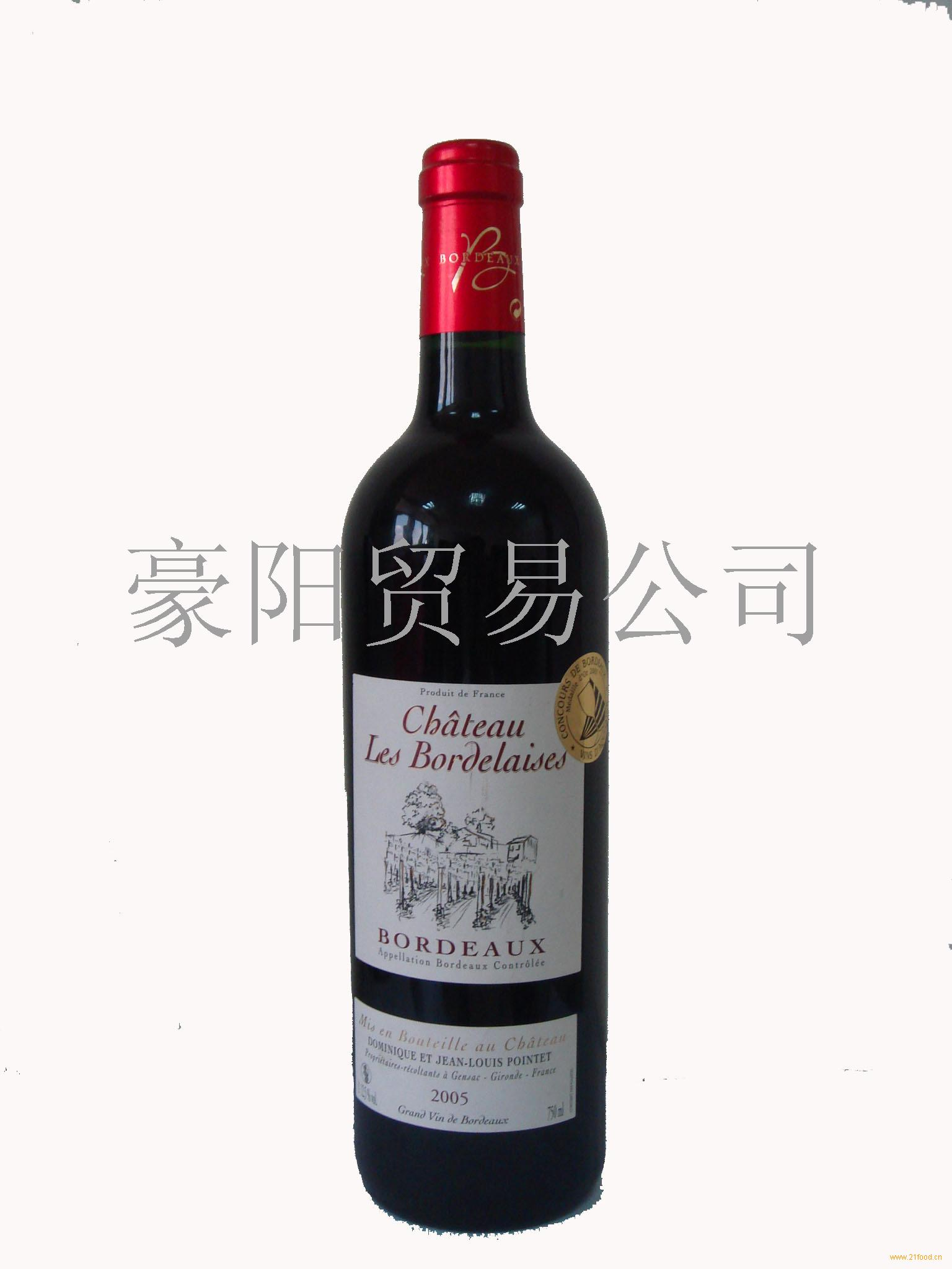法国葡萄酒 波多莱斯