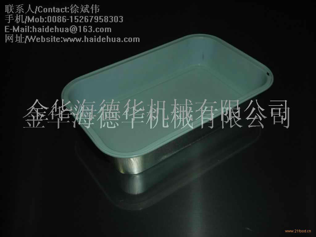 航空铝箔容器模具
