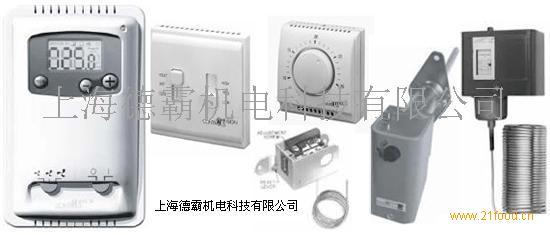 供应江森风机盘管温控器