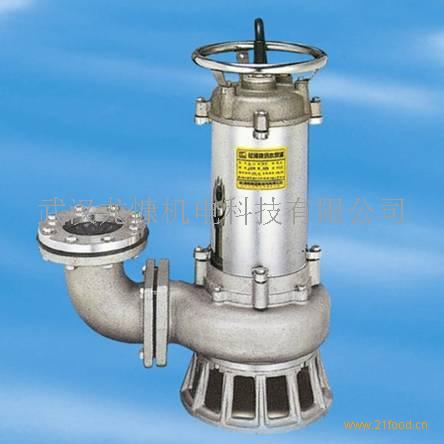 污水泵一用一备浮球控制接线图