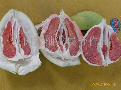 供应绿荣红肉蜜柚
