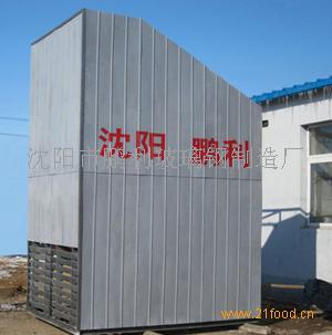 供应鼓风式冷却塔-食品商务网