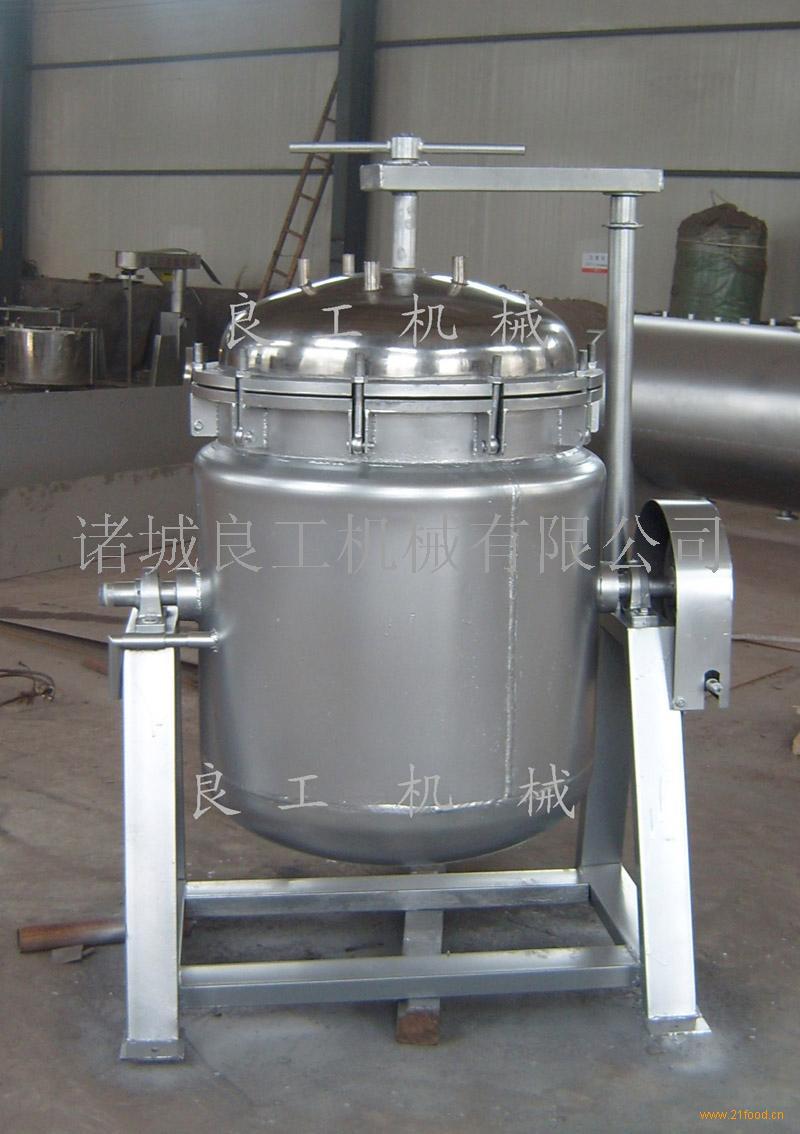 食品蒸煮机结构图