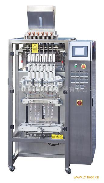 六列全自动立式包装机
