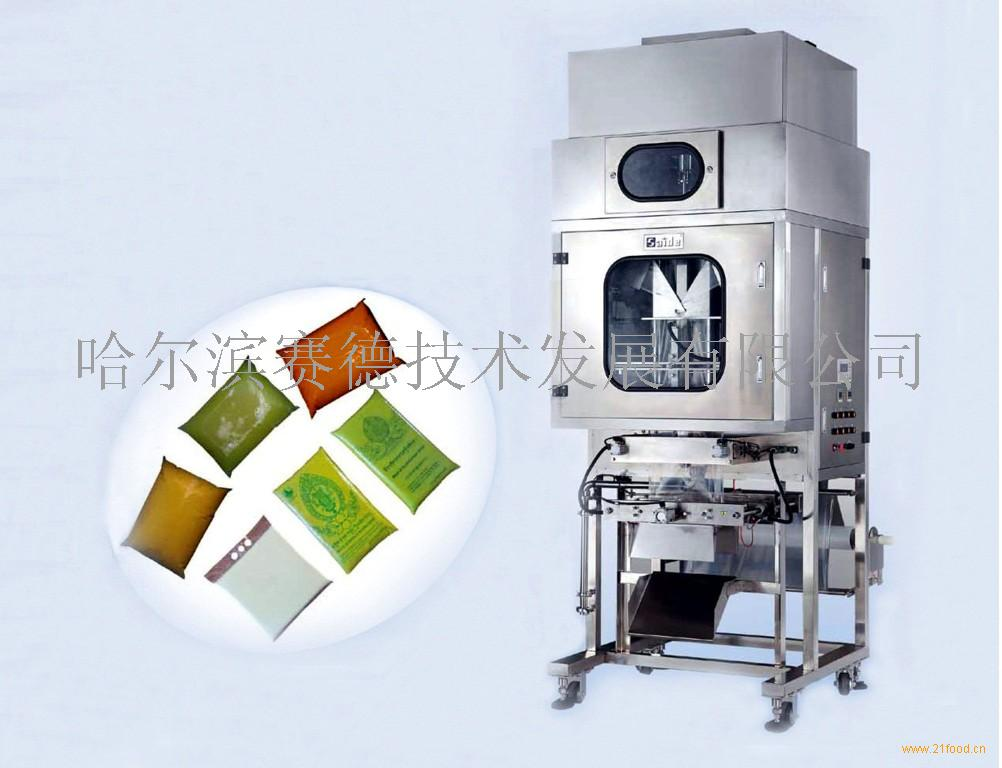 百级洁净型大容量调味品包装机