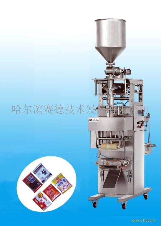粘稠状化工产品包装机