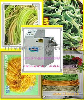 供应玉米金丝面机