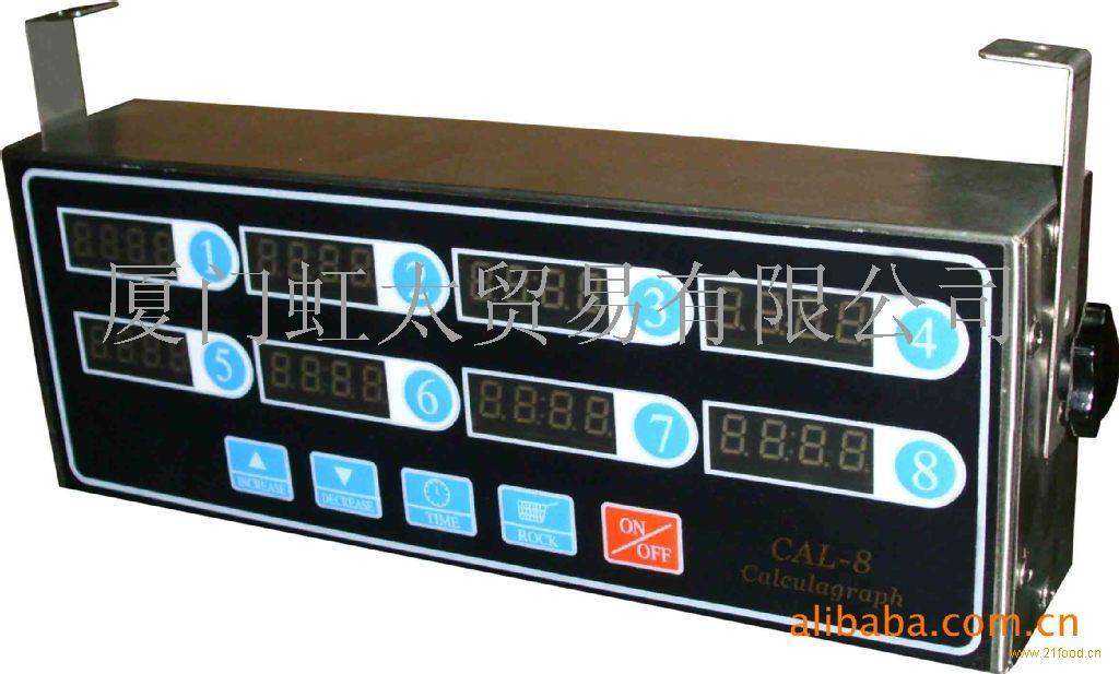 计时器电路板怎么控制喇叭