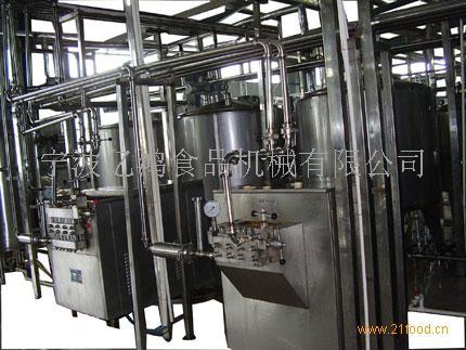 易拉罐饮料灌装生产线