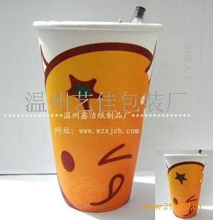 幼儿园果汁杯子卡通图片