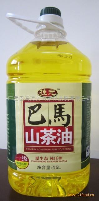 巴马山茶油4.5l