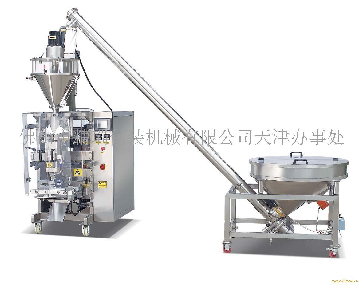 供应JR-420D/520D螺杆计量包装机