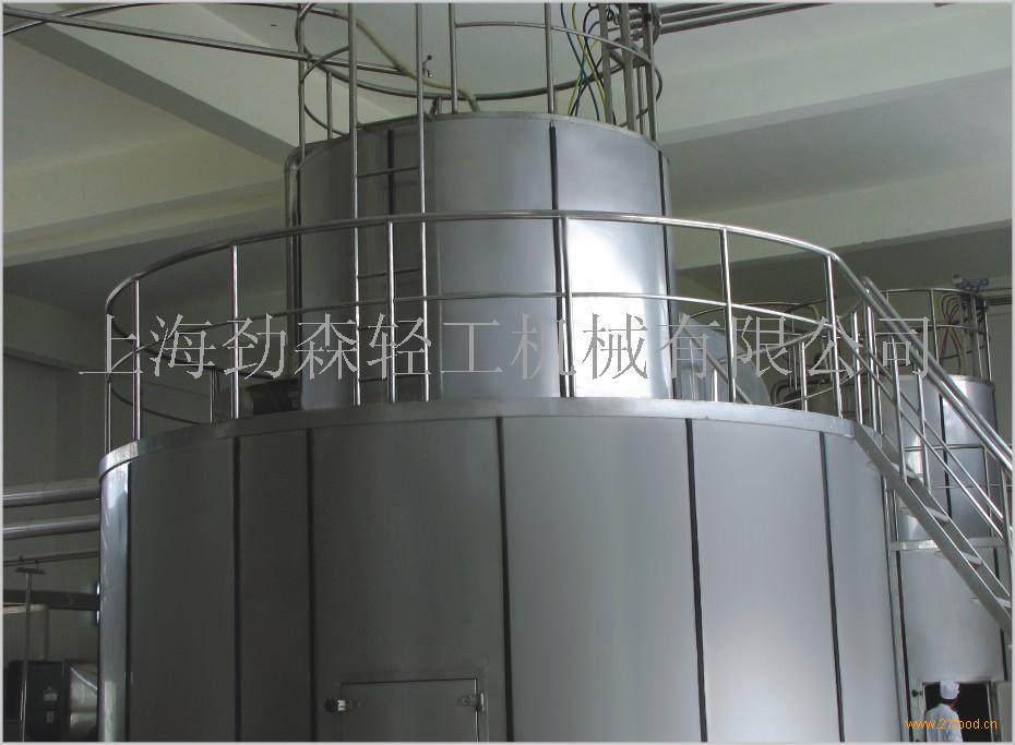劲森轻工公司果粉、香蕉粉、苹果粉生产线