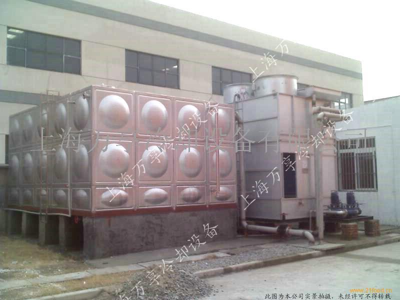 密式冷却塔-中国 上海上海-万享-食品商务网