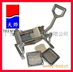 TY-111手动切薯条机