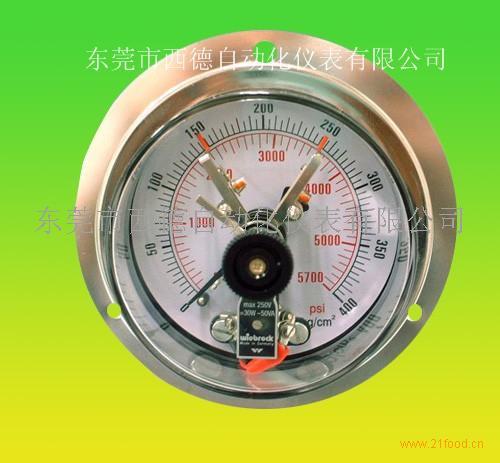 【 供应 】 台湾电接点压力表