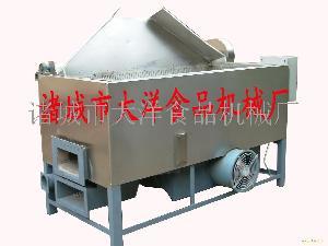 燃煤型自动出料油炸锅