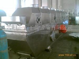 玉米粒干燥设备  ZLG振动流化床干燥机