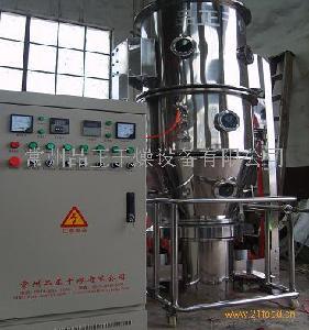 奶片 含片 速溶顆粒沖劑FLP200沸騰制粒干燥機 旋流制粒包衣機