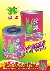 卡夫芦荟粒(铁罐)