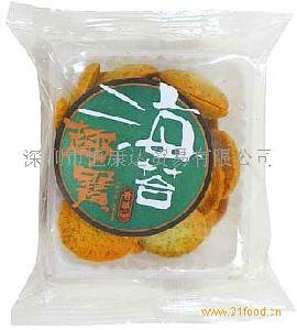 香港进口奇华海苔趣宝饼干