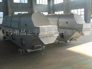 肉蔻干燥设备   ZLG振动流化床干燥机