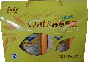 高寒燕麦1000g原生态礼盒