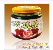蜂蜜水果茶-蜂蜜玫瑰茶