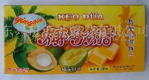 英琴榴莲椰子糖