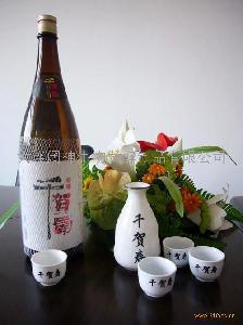 千贺寿清酒