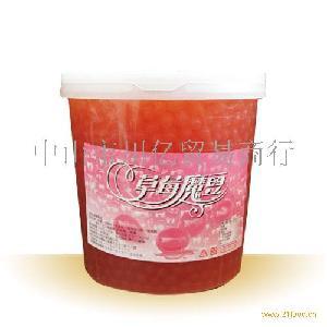 草莓口味寒天水晶