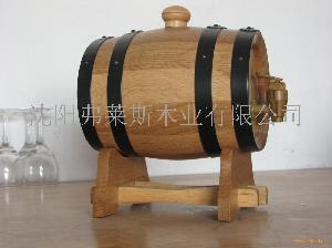 橡木桶 标准式0.75L