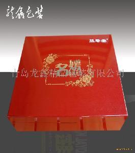 青岛高档木盒