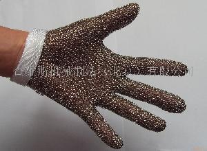 不锈钢钢丝手套 防割手套