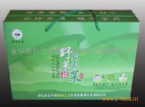 金華野菜農家菜禮盒