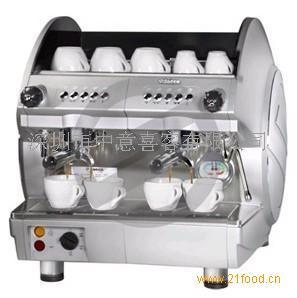 意大利SaecoAromaCompactSE200双头专业半自动咖啡机