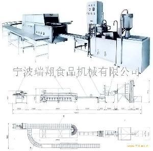 300型联合自动米饭生产线(集中浸泡式)