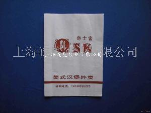 PE淋膜防油纸袋