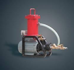 便携式滤油机