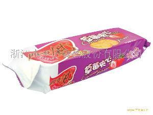 小王子草莓夹心饼干