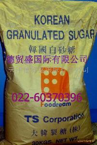 南韩二级白砂糖