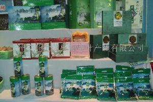 杜仲茶产品